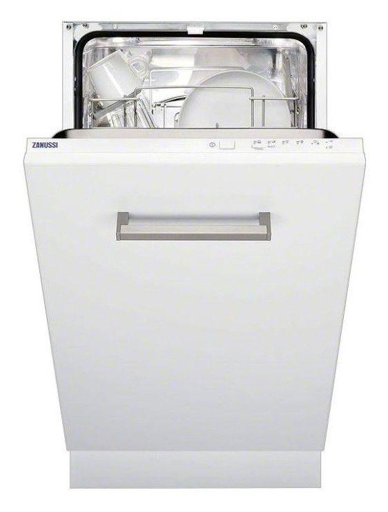 Посудомоечная машина ZANUSSI ZDTS105,  белый