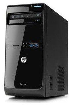 HP Pro 3400,  Intel  Pentium  G850,  DDR3 4Гб, 500Гб,  nVIDIA GeForce GT520 - 1024 Мб,  DVD-RW,  Windows 7 Home Basic,  черный [qb056ea]