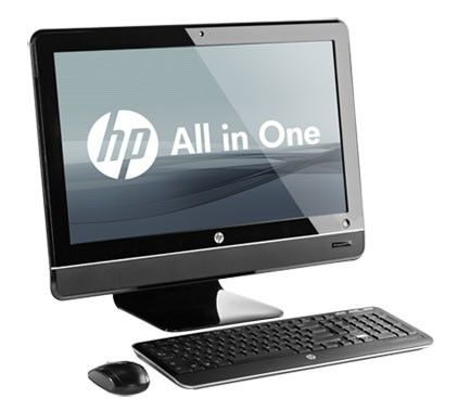 Моноблок HP Compaq Elite 8200, Intel Pentium G630, 2Гб, 500Гб, Intel HD Graphics, DVD-RW, Windows 7 Professional, черный [lx964ea]