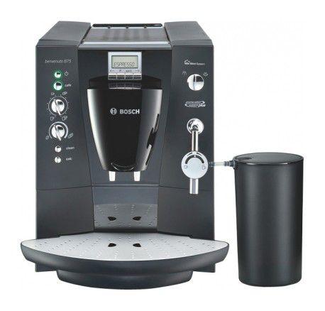 Кофемашина BOSCH TCA6809,  черный