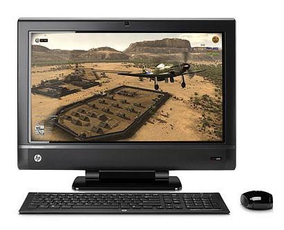 Моноблок HP TouchSmart 610-1203ru, Intel Core i7 2600S, 6Гб, 2Тб, AMD Radeon HD 6550A - 2048 Мб, Blu-Ray, Windows 7 Home Premium, черный [ln654ea]