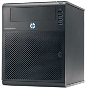Сервер HP Micro G7 N40L NHP SBS Ess EU Svr (658552-421)