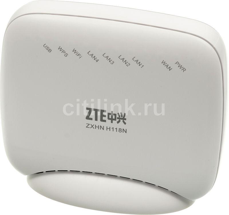 роутер zte ZXHN H118N от ростелеком как прошить