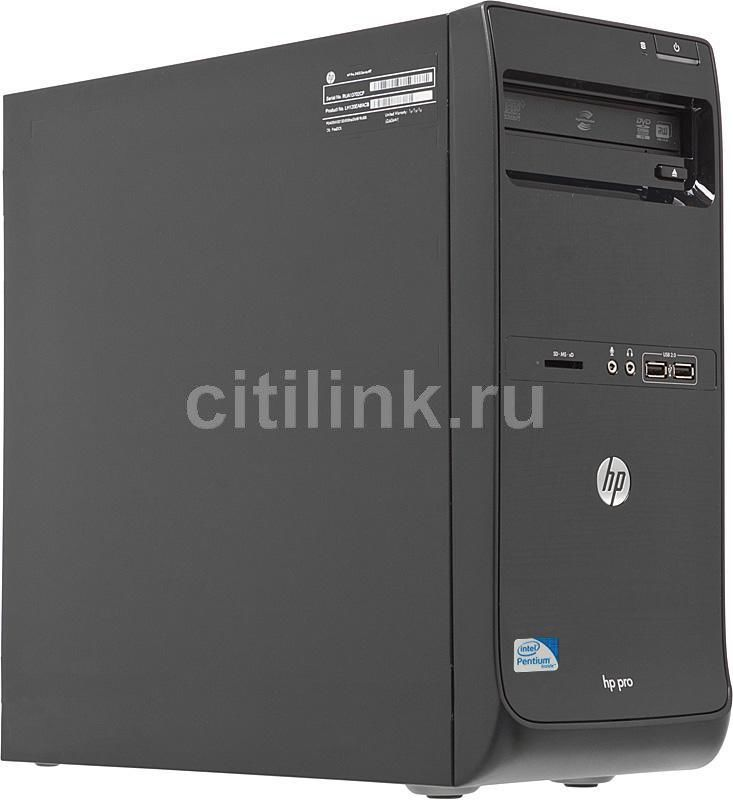 HP Pro 3400,  Intel  Pentium  G630,  DDR3 2Гб, 500Гб,  Intel HD Graphics,  DVD-RW,  Free DOS,  черный [lh129ea]