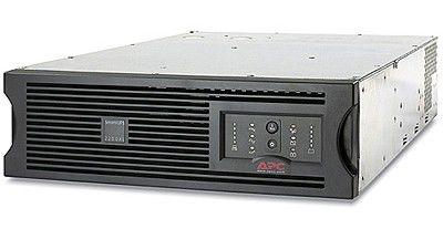 Источник бесперебойного питания APC Smart-UPS RM SUA2200RMXLI3U,  2200ВA