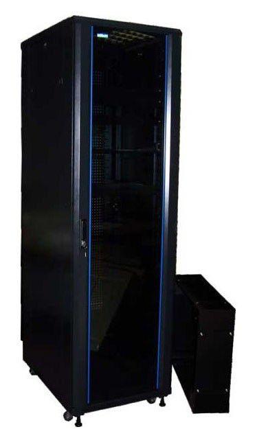 Шкаф коммутационный Lanmaster Business (TWT-CBB-42U-6X8-00) 42U 600x800мм без пер.дв. без задн.дв. 2