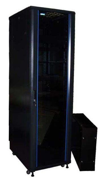 Шкаф коммутационный Lanmaster Business (TWT-CBB-42U-8X8-00) 42U 800x800мм без пер.дв. без задн.дв. 2
