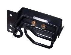 Органайзер TWT (TWT-CBB-RGV-L) металлическое кольцо вертикальное. для шкафов Business. левое
