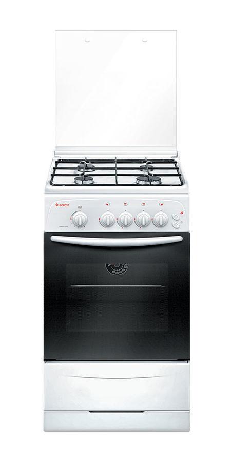 Газовая плита GEFEST 3200-06 К2,  газовая духовка,  белый [пг 3200-06 к2]