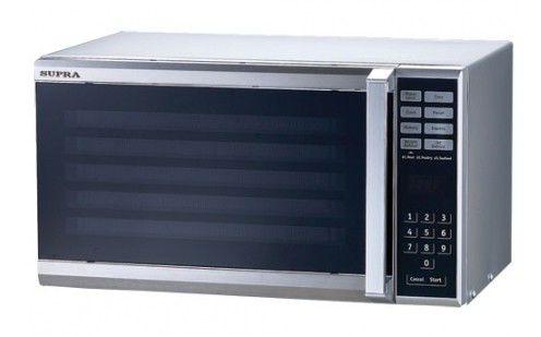 Микроволновая печь SUPRA MWS-4031, серебристый