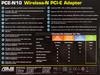 Сетевой адаптер WiFi ASUS PCE-N10 PCI Express вид 10