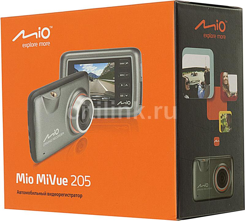 Видеорегистратор mio 205