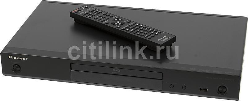 Плеер Blu-ray PIONEER BDP-140, черный
