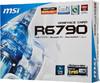 Видеокарта MSI Radeon HD 6790,  1Гб, GDDR5, OC,  Ret [r6790-pm2d1gd5/oc] вид 7