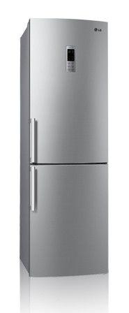Холодильник LG GA-B429BLQA,  двухкамерный,  серебристый