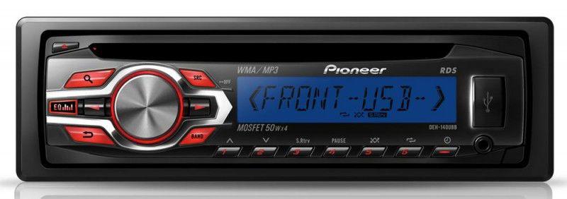 Автомагнитола PIONEER DEH-140UBB,  USB