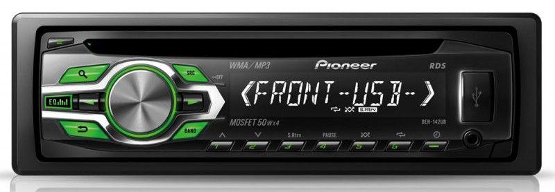Автомагнитола PIONEER DEH-142UB,  USB
