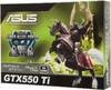 Видеокарта ASUS GeForce GTX 550Ti,  1Гб, GDDR5, Ret [engtx550 ti di/1gd5] вид 7