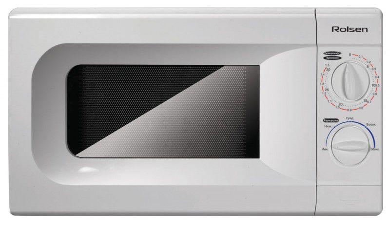 Микроволновая печь ROLSEN MS2080MC, белый