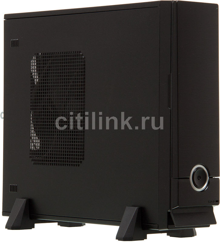 Корпус miniITX LINKWORLD LC-920-03B, HTPC, 200Вт,  черный