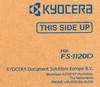 Картридж KYOCERA TK-160 черный вид 3