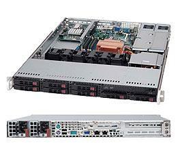 Корпус SuperMicro CSE-113TQ-R650CB