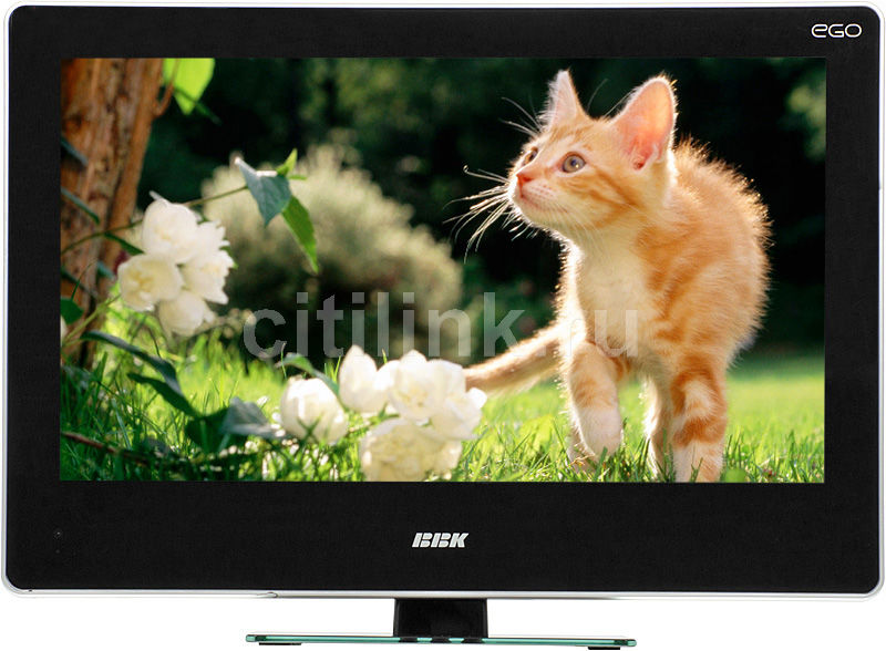 "LED телевизор BBK Ego LED2252FDTG  21.5"", FULL HD (1080p),  c DVD плеером,  черный"