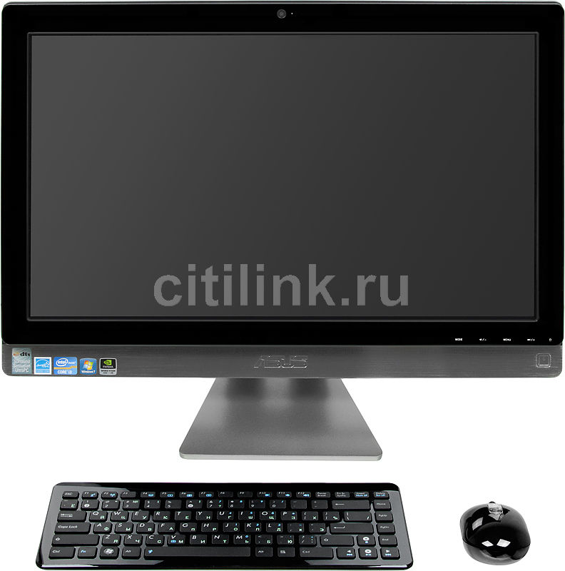 Моноблок ASUS ET2410INTS-B118C, Intel Core i3 2120, 4Гб, 1000Гб, nVIDIA GeForce GT540M - 1024 Мб, DVD-RW, Windows 7 Home Premium, черный [90pt0041001980c]
