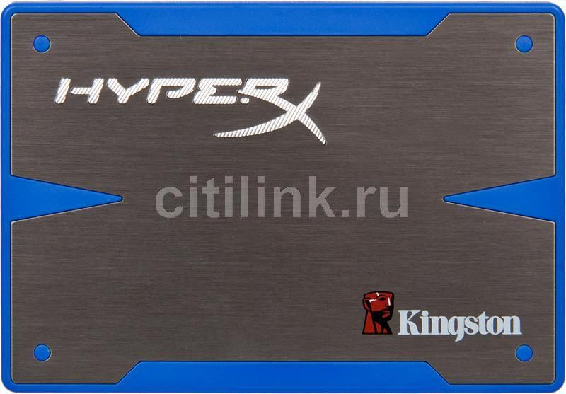 "Накопитель SSD KINGSTON HyperX SH100S3B/120G 120Гб, 2.5"", SATA III"