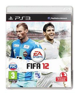 Игра SOFT CLUB FIFA 12 для  PlayStation3 Rus