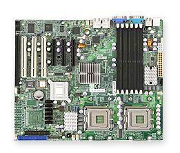 Серверная материнская плата SUPERMICRO MBD-X7DCL-I-B,  bulk