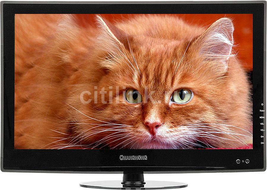 LED телевизор CHANGHONG E22C718AB  21.5