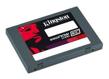 Накопитель SSD KINGSTON SKC100S3/120GBK 120Гб, 2.5