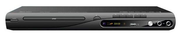 DVD-плеер ROLSEN RDV-4006,  серебристый