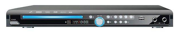 DVD-плеер ROLSEN RDV-4007,  черный