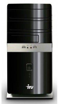Компьютер  IRU Home 320,  AMD  Athlon II X2  220,  DDR3 2Гб, 500Гб,  ATI Radeon HD 6450 - 1024 Мб,  DVD-RW,  CR,  Windows 7 Home Basic,  черный и серебристый