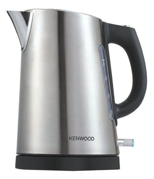Чайник электрический KENWOOD SJM160, 2200Вт, серебристый и черный