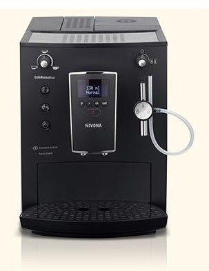 Кофемашина NIVONA Cafe Romantica NICR745,  черный