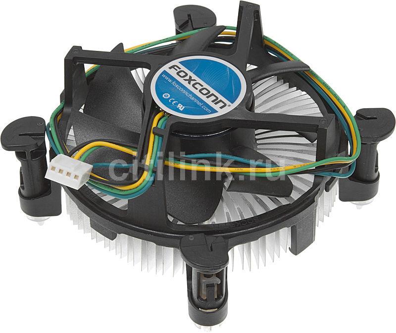 Устройство охлаждения(кулер) FOXCONN P0033-01,  120мм, Ret