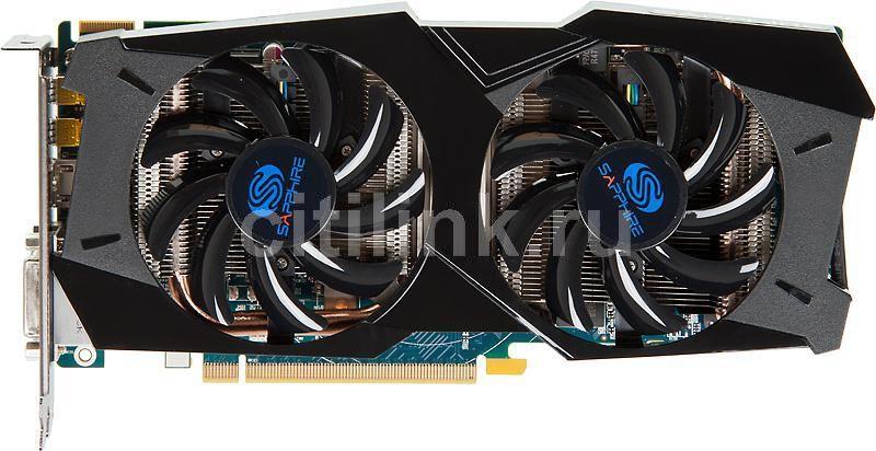 Видеокарта SAPPHIRE Radeon HD 6870,  1Гб, GDDR5, Ret [11179-xx-20g]