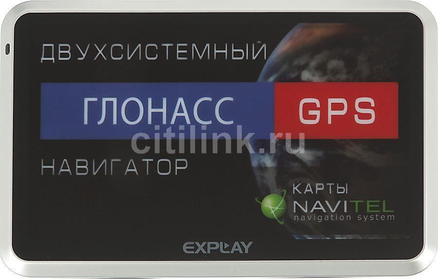 GPS навигатор EXPLAY GN-510,  5