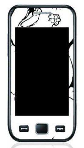 Защитная пленка  SkinSkit  для Samsung S5230 [2122]