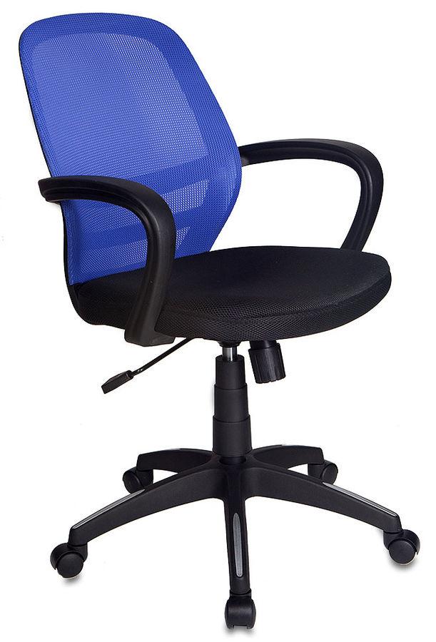 Кресло БЮРОКРАТ CH-499, на колесиках, ткань, черный [ch-499/z2/tw-11]