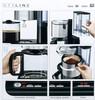 Кофеварка BOSCH TKA8633,  капельная,  черный вид 13