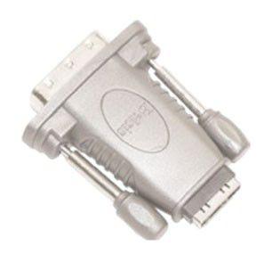 Переходник DVI  DVI-D(m) -  HDMI19 (f),  серый [bw1464]