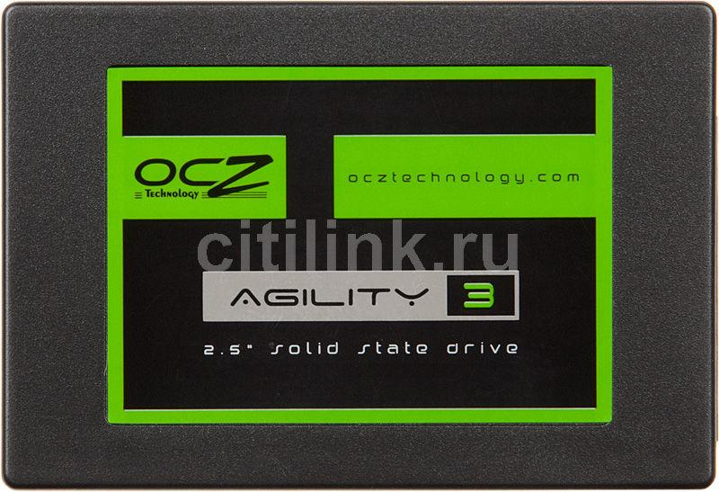 Накопитель SSD OCZ Agility 3 AGT3-25SAT3-90G 90Гб, 2.5
