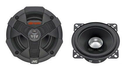 Колонки автомобильные JVC CS-V417,  широкополосные,  120Вт