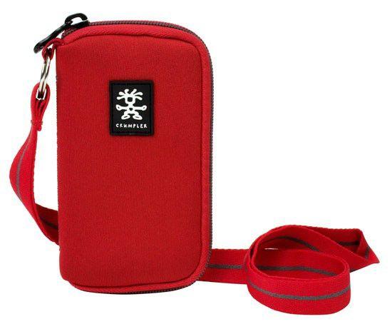 Сумочка CRUMPLER TPP80-014, для Apple iPhone 4/4S, красный
