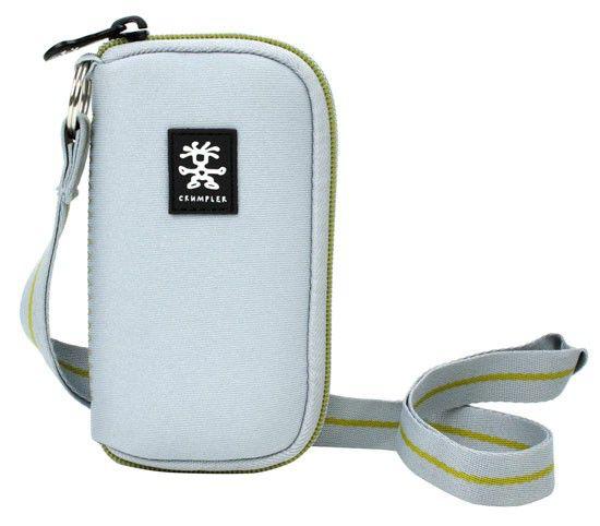 Сумочка CRUMPLER TPP80-015, для Apple iPhone 4/4S, серый