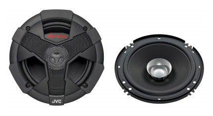 Колонки автомобильные JVC CS-V617,  широкополосные,  170Вт